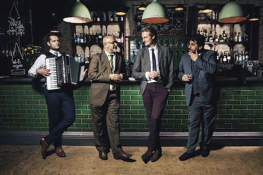 Gypsy Jazz Band For Hire
